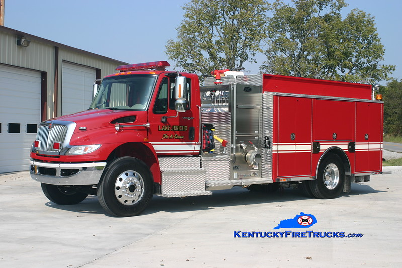 Lake Jericho  Engine 6632<br /> 2008 International 4400/Toyne 1250/1250<br /> Kent Parrish photo
