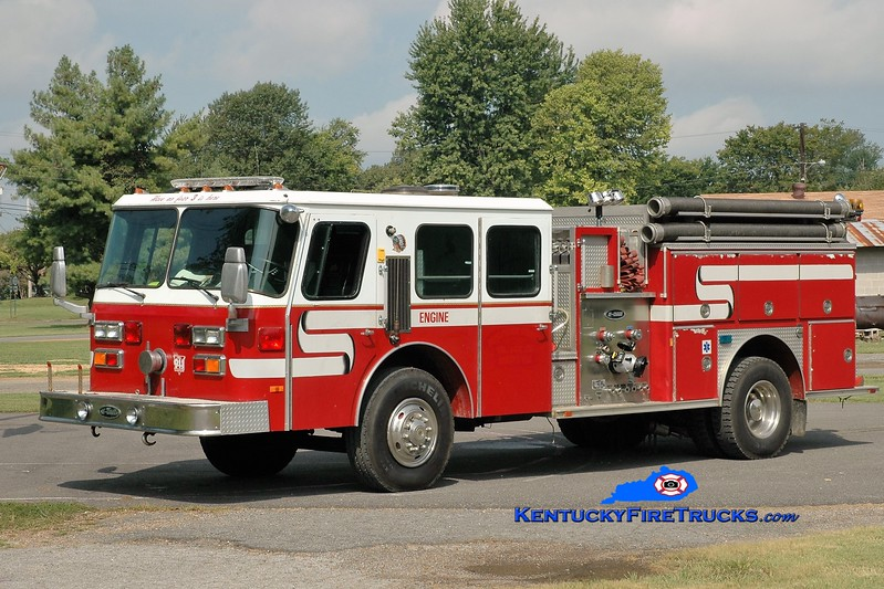 Columbus  Engine 52<br /> x-West Milford, NJ<br /> 1988 E-One Cyclone 1500/1000<br /> Greg Stapleton photo