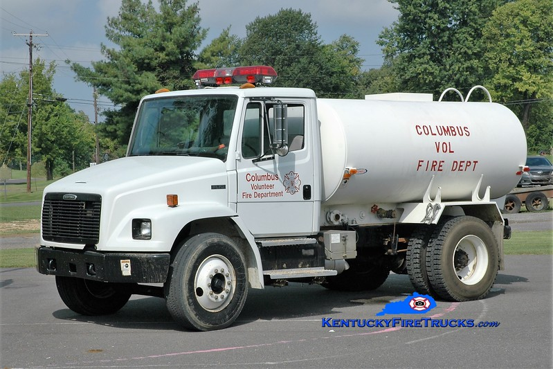 Columbus  Tanker 57<br /> 2000 Freightliner FL70/Local 0/2000<br /> Greg Stapleton photo