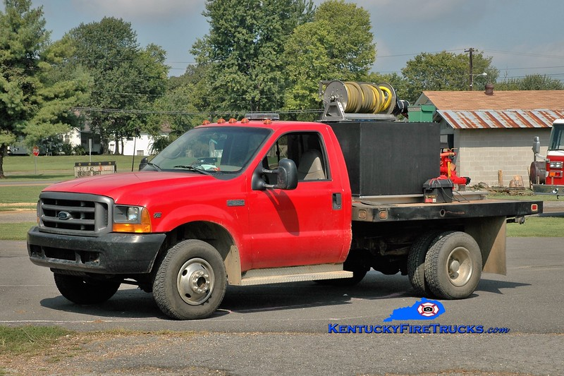 Columbus  Brush 56<br /> 1999 Ford F-350 4x4/Finley 100/280<br /> Greg Stapleton photo