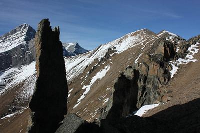 Mt Allan - October 2008