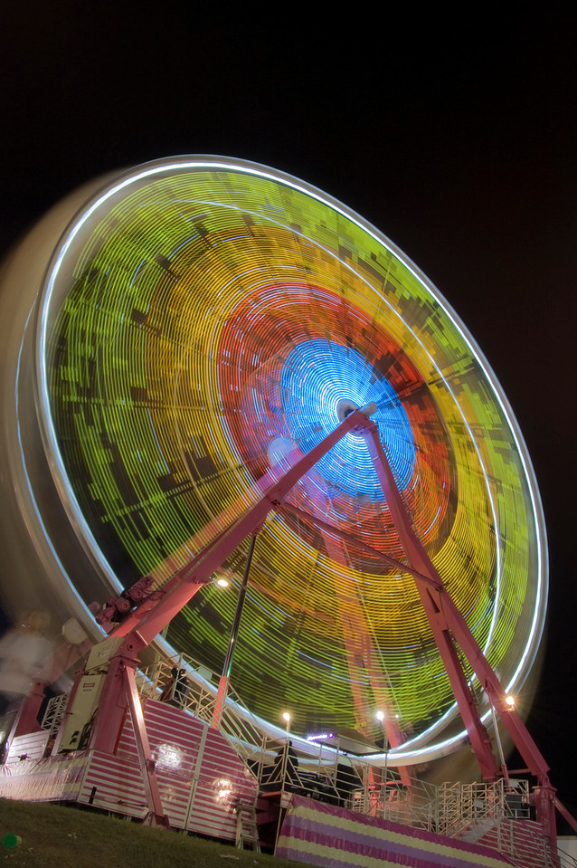 NC State Fair Ferris Wheel