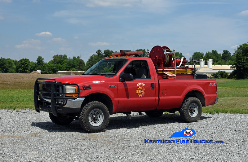 Anton  Brush 304<br /> 2000 Ford F-250 4x4/Mertz 250/250<br /> Kent Parrish photo