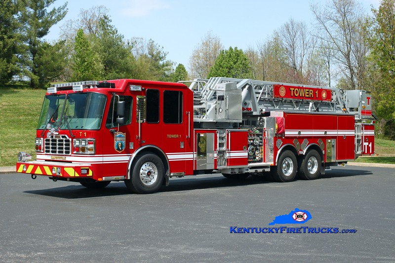 Madisonville  Tower 1<br /> 2015 Ferrara Inferno 2000/280/20/100'<br /> Kent Parrish photo