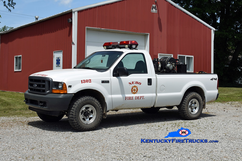 Nebo  Brush 1302<br /> 2000 Ford F-250 4x4 250/200<br /> Kent Parrish photo