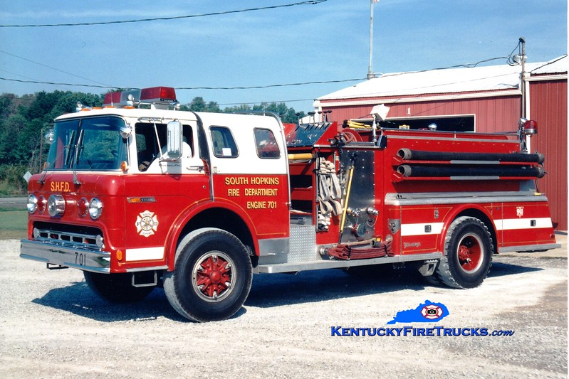 <center> RETIRED <br> South Hopkins  Engine 703 <br> x-Staatsburg, NY <br> 1977 Ford C-8000/Young 1000/750 <br> Greg Stapleton photo </center>