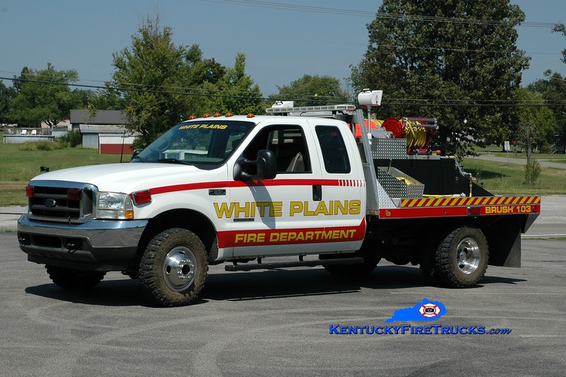 <center> White Plains  Brush 103 <br> 2002 Ford F-350/Gerry's Automotive 250/250  <br> Greg Stapleton photo </center>
