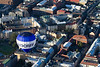 Kamppi from the air, Helsinki, Finland
