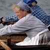 Björkö, postisoutu - Postrodden - The postal rowing