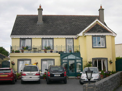 Atlantic Heights Guest House in Salthill, just outside Galway.