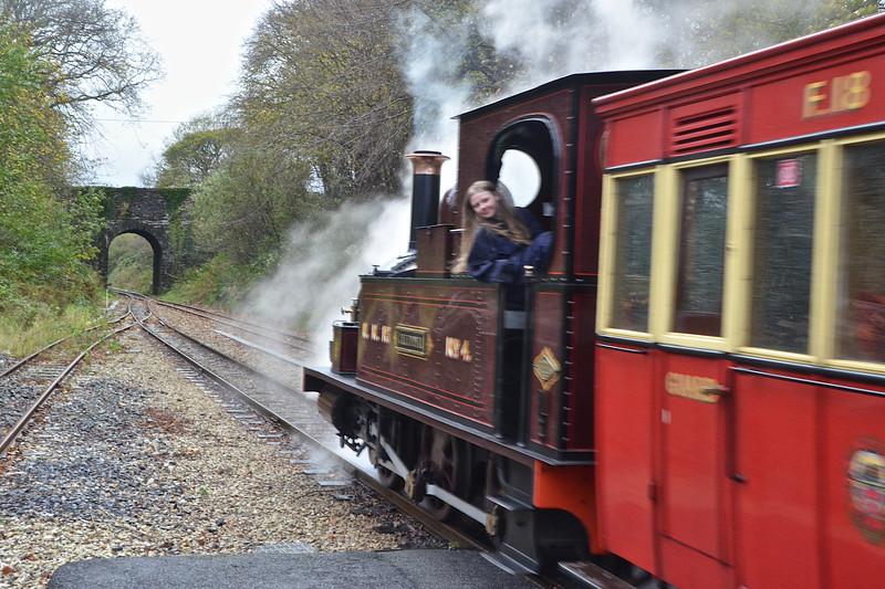 IoM Steam Railway - 2