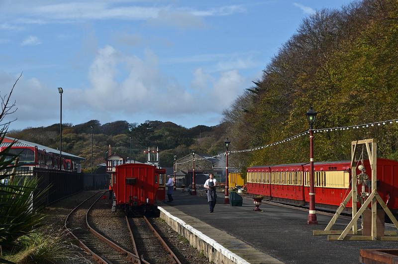 IoM Steam Railway - 1