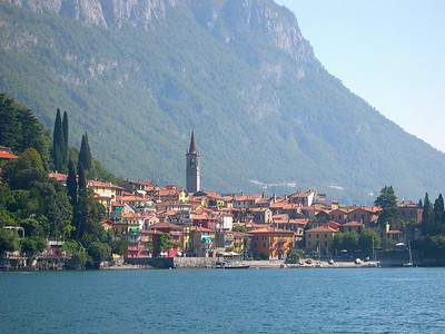The village of Varenna, dating back to the early 12th century, lies on the eastern shore of Lago di Como