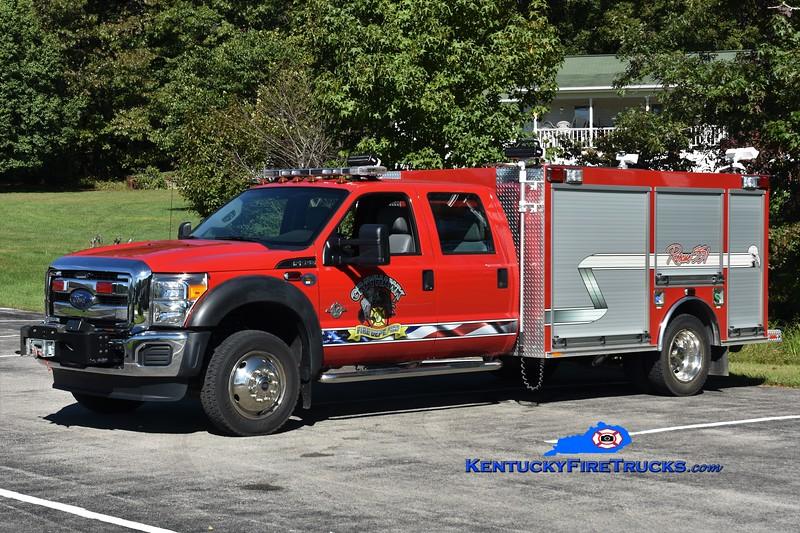Gray Hawk  Rescue 551<br /> 2014 Ford F-550 4x4/Southeast Apparatus 250/300<br /> Greg Stapleton photo