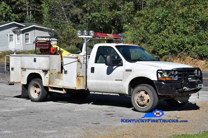 Sand Gap  Rescue 1<br /> 2008 Ford F-550 4x4/Local 250/300<br /> Greg Stapleton photo