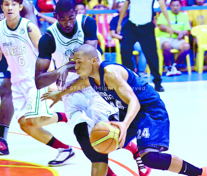 SWU Cobras down UV Lancers in Sinulog Cup