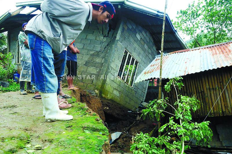 Landslide in Balamban, Cebu