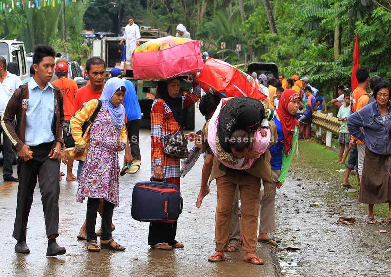Northern Mindanao residents brace for Tropical Depression Agaton