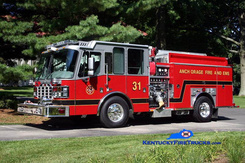 <center> NOW WITH ANCHORAGE MIDDLETOWN <br> Anchorage  Engine 2031 <br> 2006 Ferrara Igniter 1500/700/30 <br> Kent Parrish photo </center>