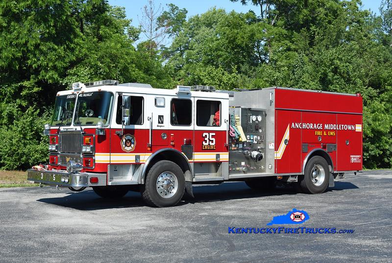 Anchorage Middletown Engine 9935<br /> x-Worthington & Engine 9939 <br /> 2007 Seagrave Marauder II 1500/750/20<br /> Kent Parrish photo
