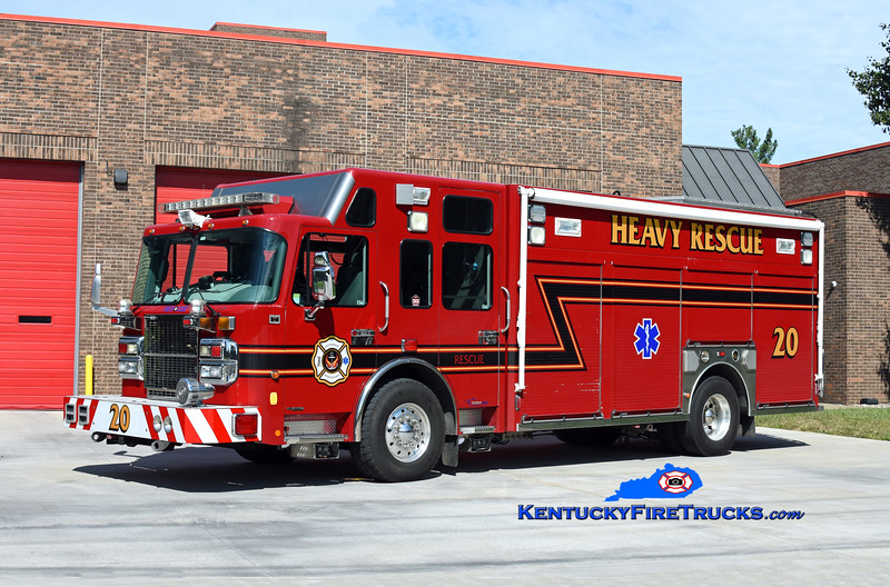 Anchorage Middletown Rescue 9920<br /> x-Harrods Creek <br /> 2007 Spartan Gladiator/Custom Fire<br /> Kent Parrish photo