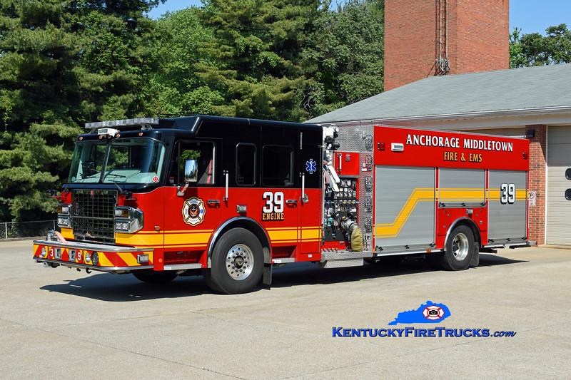 Anchorage Middletown Engine 9939<br /> x-Middletown, x-Quad 9943<br /> 2017 Spartan Gladiator/Smeal 1500/500/20/Quad<br /> Kent Parrish photo