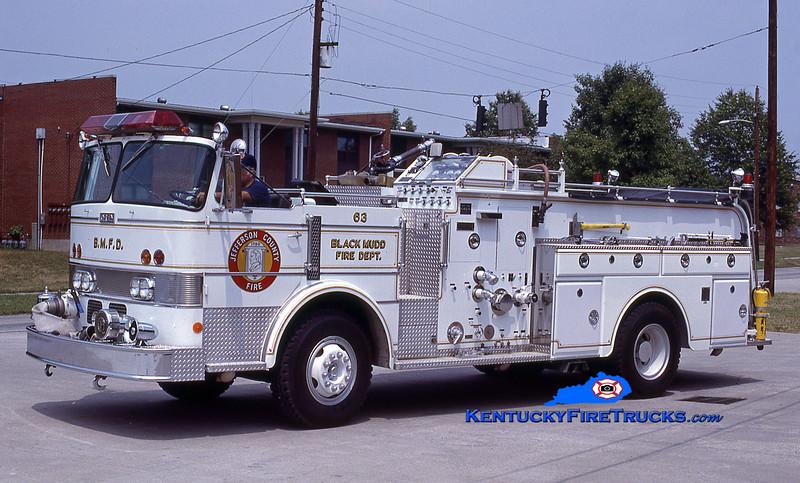 RETIRED<br /> Black Mudd Engine 6033<br /> 1972 Duplex/Oren 1000/500<br /> Kent Parrish collection