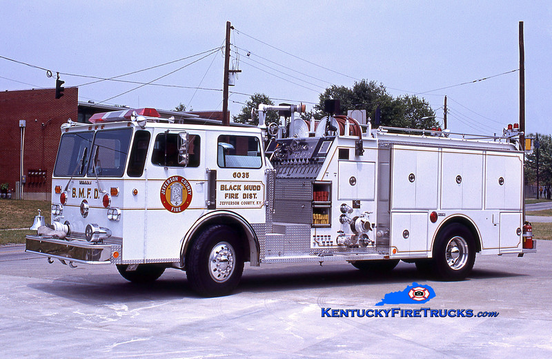 RETIRED<br /> Black Mudd Engine 6035<br /> 1982 Duplex D-250/Grumman-Oren 1500/750<br /> Kent Parrish collection