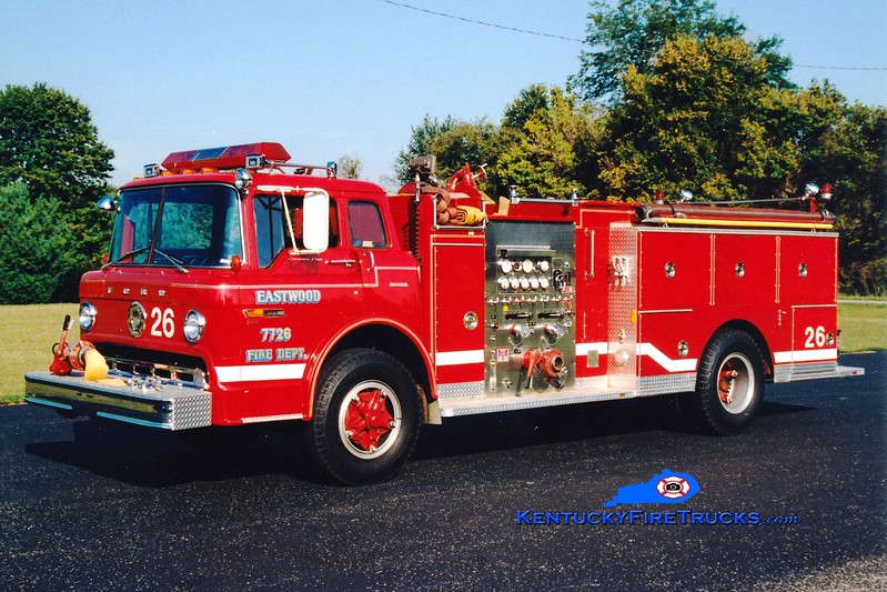 <center> RETIRED <br> Eastwood Engine 7726 <br> 1983 Ford C-8000/Boyer 1000/750  <br> Greg Stapleton photo </center>