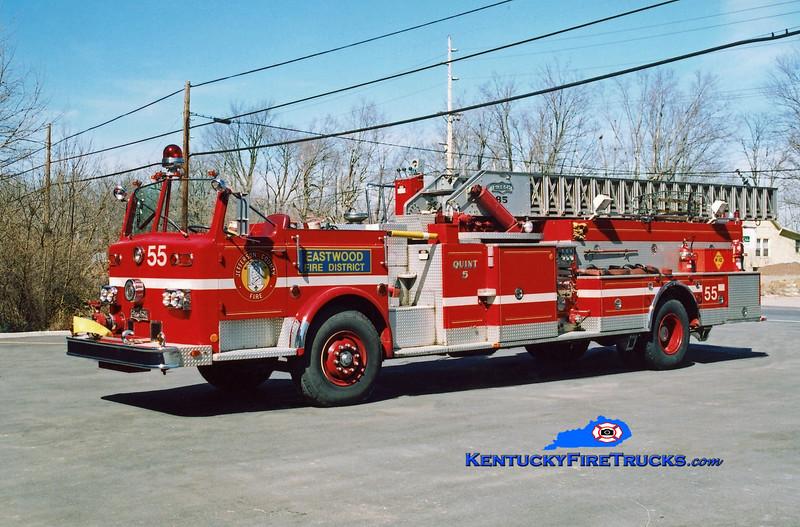 <center> RETIRED <br> Eastwood Quint 7755 <br> x-Middletown, KY <br> 1974 Pirsch 1000/400/85'  <br> Kent Parrish photo </center>