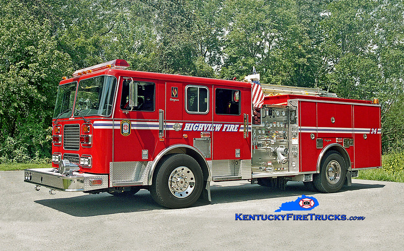 Highview Engine 1134<br /> 2004 Seagrave Marauder 1500/750<br /> Kent Parrish photo