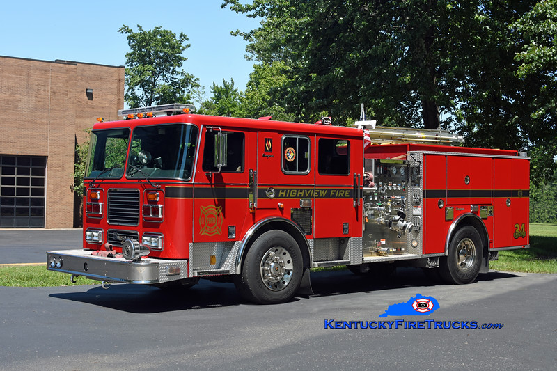 Highview  Engine 1134<br /> 2004 Seagrave Marauder II 1500/750<br /> Kent Parrish photo