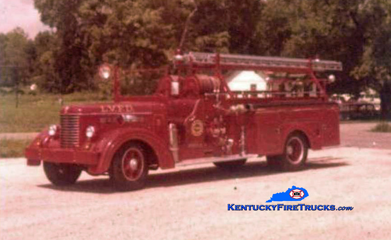 RETIRED<br /> Lyndon Engine 3<br /> x-Military chassis <br /> 1940 General/1957 FD 350/300<br /> Kent Parrish collection