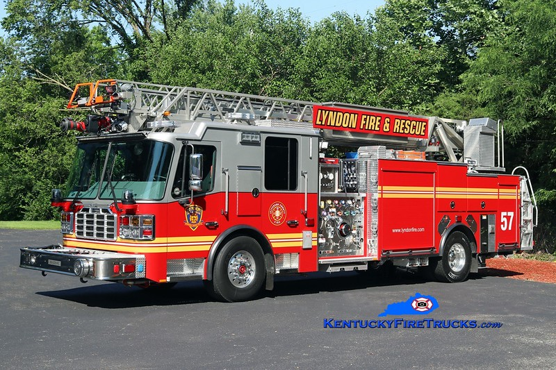 NOW WITH ST. MATTHEWS <br /> Lyndon  Quint 1657<br /> 2017 Ferrara Inferno 1500/500/20/77'<br /> Kent Parrish photo