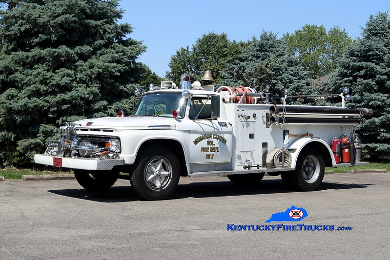 McMahan Parade Engine 5522<br /> 1962 Ford F-700/Sutphen 500/450<br /> Kent Parrish photo