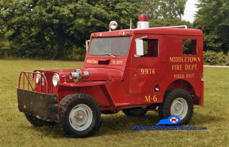 RETIRED<br /> Middletown Brush 9976 <br /> 1950 Jeep Willys 4x4/FD 100/50<br /> Kent Parrish collection/MFD
