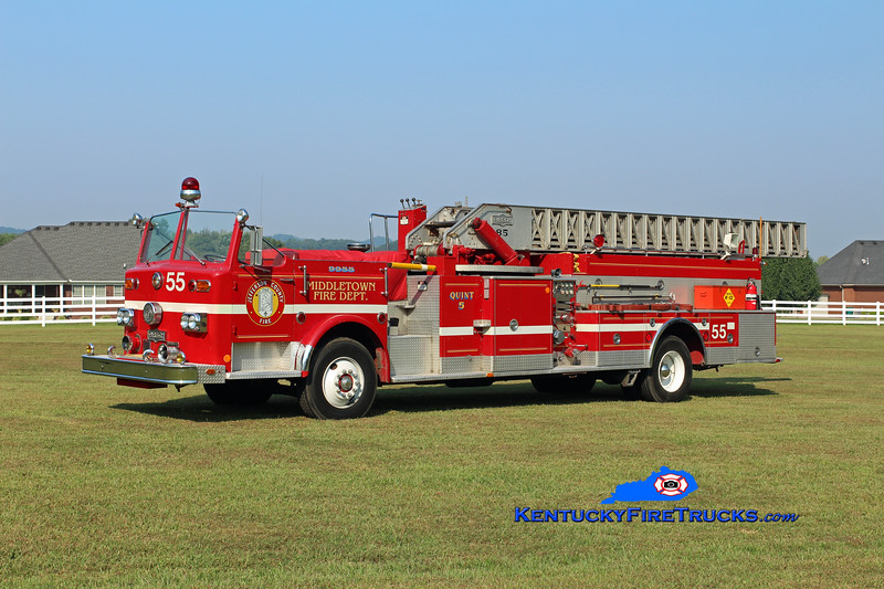 PRIVATELY OWNED <br /> Middletown  Quint 9955<br /> 1975 Pirsch 1000/400/85' <br /> Kent Parrish photo