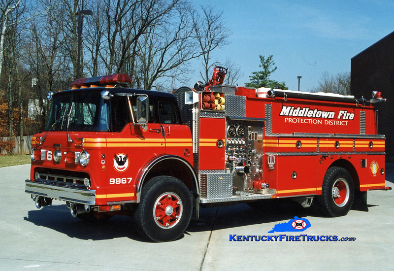 <center> RETIRED <br> Middletown  Tanker 9967 <br> 1987 Ford C-8000/Grumman 475/1500  <br> Greg Stapleton photo </center>