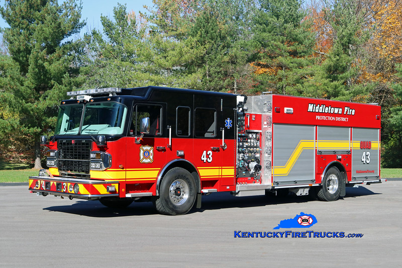 NOW WITH ANCHORAGE MIDDLETOWN <br /> Middletown  Quad 9943<br /> 2017 Spartan Gladiator/Smeal 1500/500/20<br /> Kent Parrish photo
