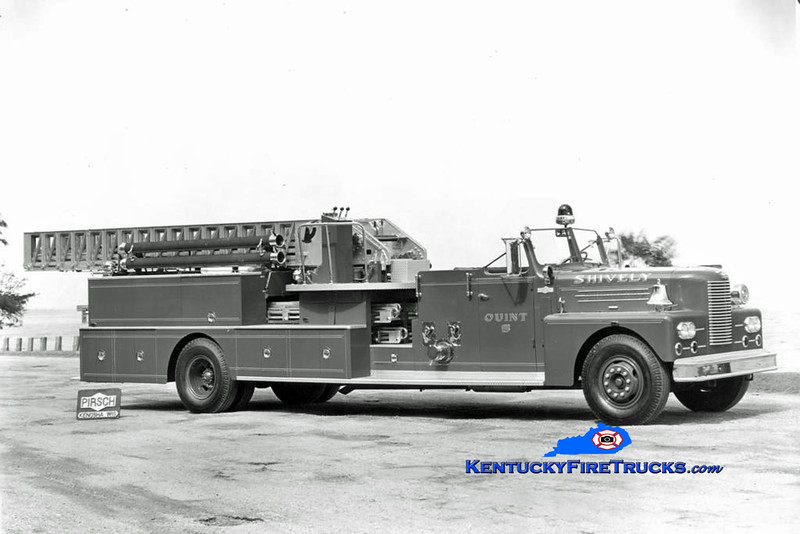 RETIRED<br /> Shively Quint 5<br /> 1963 Pirsch 1000/250/75'<br /> Kent Parrish collection