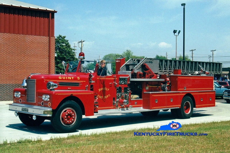 <center> RETIRED <br> Shively  Quint 5 <br> 1963 Pirsch 1000/250/75' <br> Greg Stapleton photo  </center>