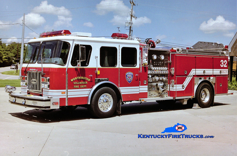 NOW WITH ANCHORAGE MIDDLETOWN<br /> Worthington Engine 1832<br /> 1993 E-One Cyclone CT 1250/500<br /> Greg Stapleton photo