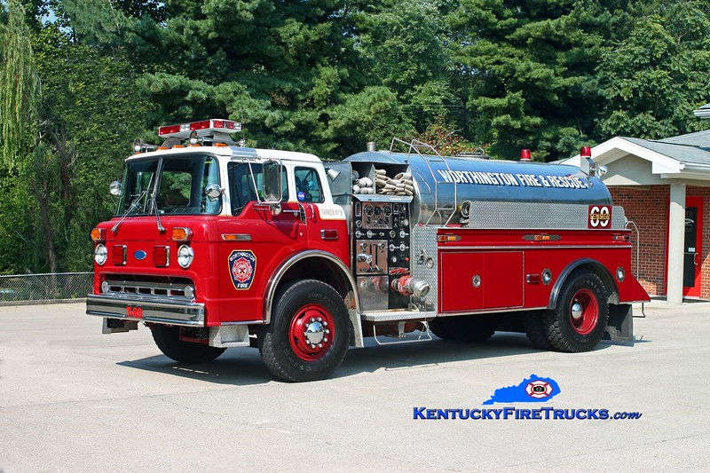 <center> RETIRED <br> Worthington  Tender 1869 <br> 1987 Ford C-8000/S&amp;S 500/2000 <br> Kent Parrish photo </center>