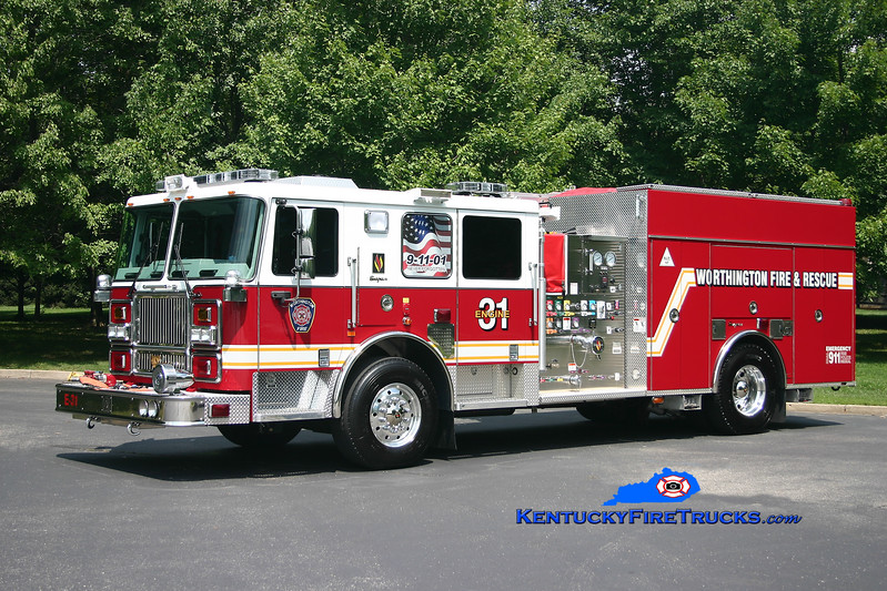 <center> NOW WITH ANCHORAGE MIDDLETOWN <br> Worthington Engine 1831 <br> 2007 Seagrave Marauder II 1500/750/30 <br> Kent Parrish photo </center>