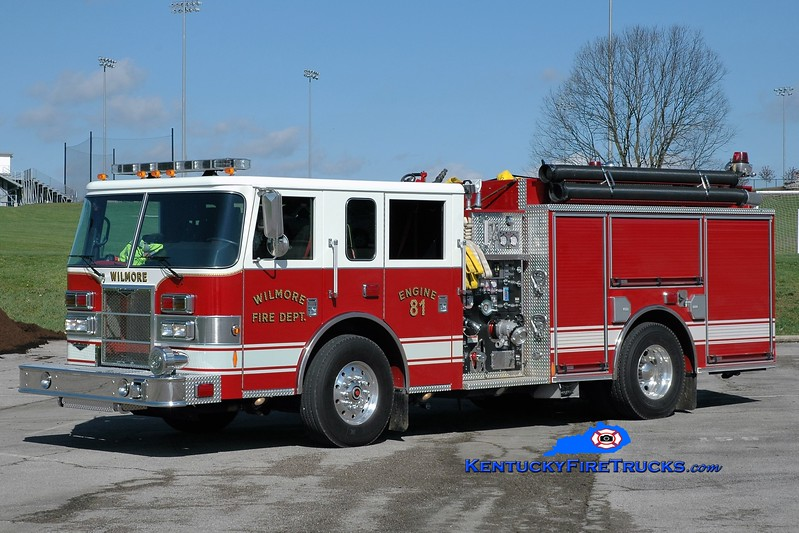 Wilmore  Engine 81<br /> x-Engine 1<br /> 2007 Pierce Contender 1500/1000/30<br /> Greg Stapleton photo