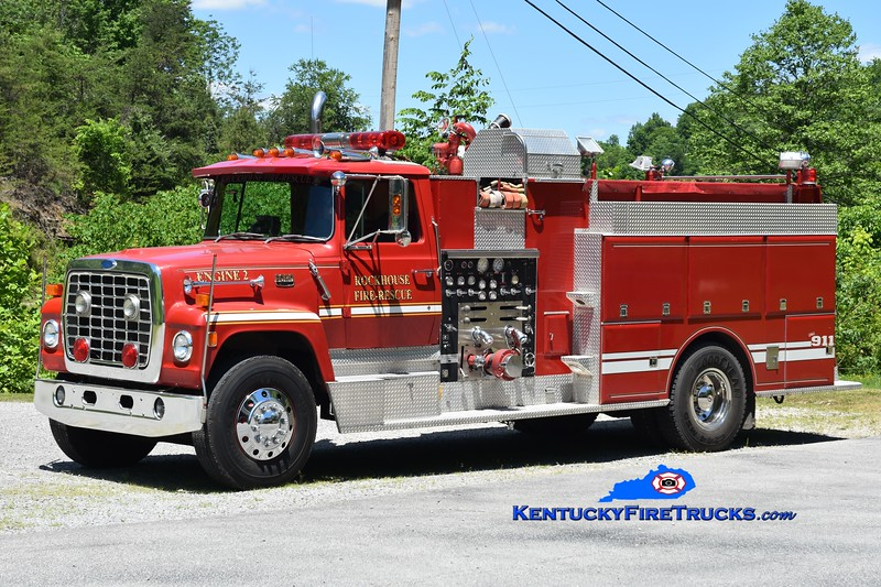 Rockhouse Engine 2<br /> 1986 Ford L-9000/Wolverine 1250/1000<br /> Greg Stapleton photo