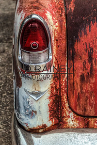 Chevy Taillight