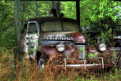 Old, Vintage, Rusty, Etc