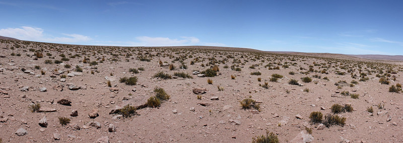 Is it Mars, or Chile?<br /> A view on the way to the Collahuasi mine site. This pano was taken about 1.5 hours from Iquique, or half-way to the mine.
