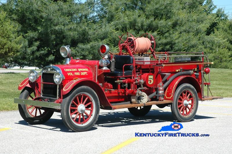 Crescent Springs Antique<br /> 1922 REO Speedwagon/Northern 250/0<br /> Greg Stapleton photo
